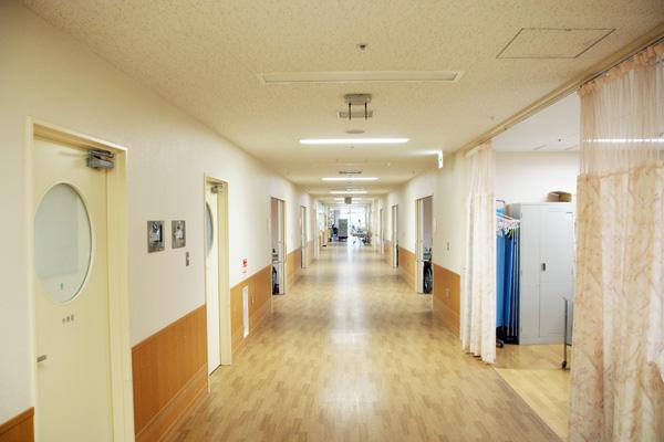 重症心身障害者(児)病棟2